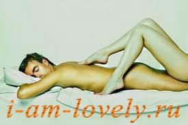 Таинство эротического массажа