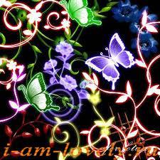 """Практика """"Разноцветные бабочки"""""""